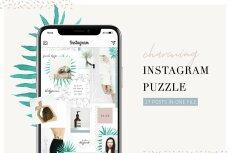 Сделаю 3 шаблона для постов для Instagram 19 - kwork.ru