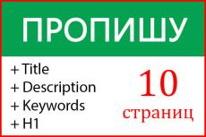 Копирайтинг - 2000 знаков. Интересный, грамотный, продающий текст 15 - kwork.ru