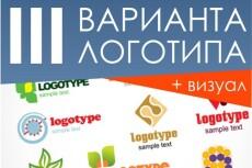 Разработаю дизайн логотипа 19 - kwork.ru