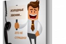 Готовый скрипт продаж, сценарий продаж за 1 день 19 - kwork.ru