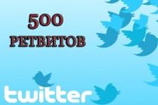 100 ссылок с Twitter. Продвижение в социальной сети Твиттер 6 - kwork.ru