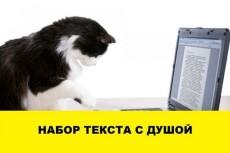 Переведу файлы PDF в Word 22 - kwork.ru