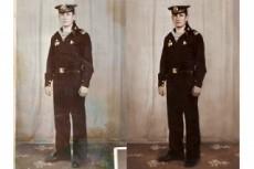 Восстановление старых фотографий, ретушь и окрашивание чб фото 22 - kwork.ru