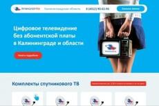 Доработаю дизайн темы для сайта Wordpress 16 - kwork.ru