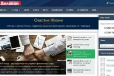 Размещу ссылку на  женском портале в вашей статье или напишу свою 7 - kwork.ru