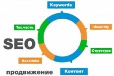 Выполню SEO оптимизацию для 10 страниц вашего сайта 23 - kwork.ru