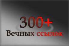 15 жирных вечных ссылок с трастовых сайтов с высоким ИКС - Путь в ТОП 36 - kwork.ru