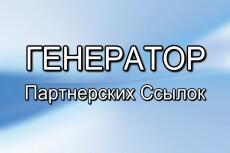 Скрипт для быстрой индексации любых ссылок поисковикам 5 - kwork.ru