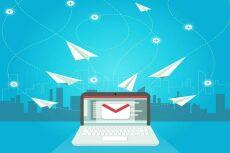 Регистрация почтовых ящиков 4 - kwork.ru
