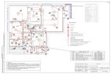 Выполню проект электроснабжения или отдельные листы 16 - kwork.ru