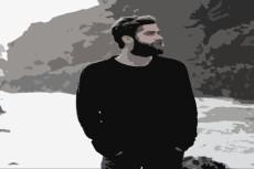 Сделаю портрет в стиле GTA 21 - kwork.ru