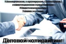 Имиджевый, продающий текст для сайта. Бизнес, финансы, закон, право 15 - kwork.ru