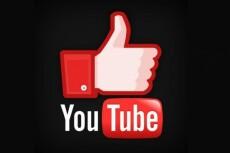 250 лайков на видео YouTube от людей 4 - kwork.ru