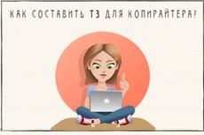 Составлю ТЗ для текстов в закрытом сервисе tz. binet. pro - Пузат 20 - kwork.ru