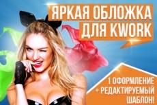 Дизайн футболки 26 - kwork.ru