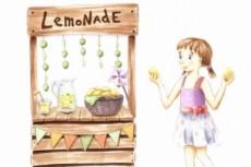 Нарисую детскую иллюстрацию 10 - kwork.ru