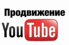 Подписчики в Youtube 12 - kwork.ru