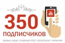8000+ просмотров для YouTube с удержанием 7 - kwork.ru