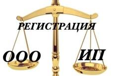 Регистрация ИП и ООО 5 - kwork.ru