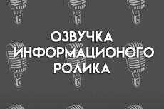 Озвучу видеоролик YouTube, Vimeo на английском языке 19 - kwork.ru
