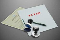 Подготовлю документы для регистрации ООО или ИП 17 - kwork.ru