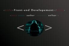 Полная верстка сайта из PSD макета 34 - kwork.ru
