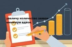 Две таргетированные рекламные компании в Facebook +6 креативов 3 - kwork.ru