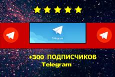 Рассылка 400 сообщений в Telegram 17 - kwork.ru