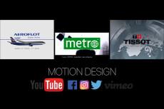 Видео начало или окончание, заставка для вашего канала или проекта 18 - kwork.ru