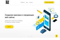 Создание сайтов под ключ на любой CMS 26 - kwork.ru