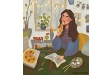 Сделаю иллюстрацию для книги 27 - kwork.ru