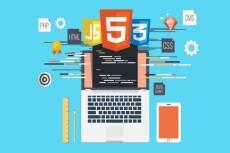 Доработаю или исправлю html, css 7 - kwork.ru