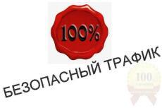 Качественный трафик с сеансами посещений до 5 минут 25 - kwork.ru