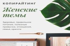 Качественный рерайт 8.000 символов со 100% уникальностью 15 - kwork.ru