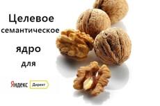 1000 целевых запросов для контекстной рекламы+объявления конкурентов 10 - kwork.ru