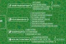 Создам схему для вышивки крестиком по Вашим фото 15 - kwork.ru