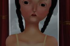 Нарисую портрет 36 - kwork.ru