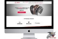 Интернет-магазин на wordpress + woocommerce 7 - kwork.ru