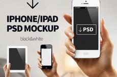 Ваш сайт, лого на экране любого IPhoneX, IMac, MacbookPro 16 - kwork.ru