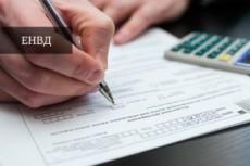 Подготовлю налоговую декларацию по енвд 21 - kwork.ru
