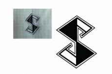 3 варианта модерн логотипа 233 - kwork.ru