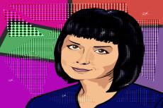 Нарисую поп-арт портрет 10 - kwork.ru