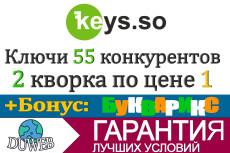 Семантическое ядро 19 - kwork.ru