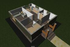 Создание 3D-моделей по вашим эскизам в SketchUp 11 - kwork.ru