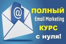Видео курс Создание своего сервиса Email рассылок 6 - kwork.ru