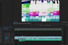 Хороший видеомонтаж ваших видео и цветокоррекция 12 - kwork.ru