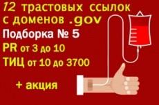 50 трастовых ссылок с Гугл плюс 3 - kwork.ru