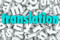 Выполню перевод английского текста на русский, украинский и наоборот 17 - kwork.ru
