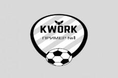 Создание качественного логотипа в 3-х вариантах за 24 часа 25 - kwork.ru