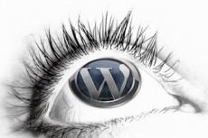Сделаю сайт на Wordpress с любым дизайном на ваш выбор 8 - kwork.ru